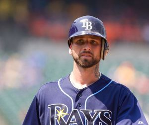 Is Ryan Roberts the Rays primary second baseman in 2013?