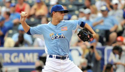 Jake Odorizzi (Peter Aiken-USA Today Sports)